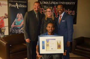 PossAbilities 2014 Presidential Champion Award